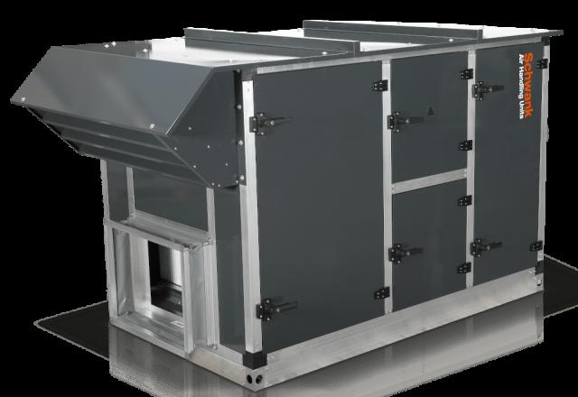 Product picture air handling unit aeroSchwank H-R from Schwank.